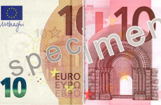 Is that the new €10 note in your pocket or are you just happy to see me?