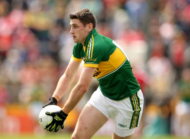 Paul Geaney has made his mark for Kerry in 2014.