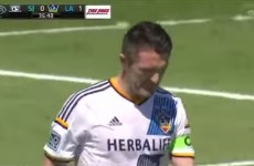 'It has cost us a good number of points' – Robbie Keane missed a penalty last night