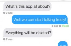Finally, an app that lets you take back texts you regret