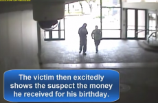 Someone stole an autistic man's birthday money… so police raised €1,000 as a surprise present