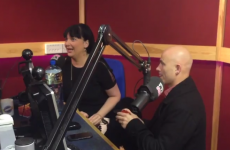 Dublin man proposes to his girlfriend live on morning radio