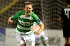Robinson rescues point for Rovers in Dublin derby with Bohs