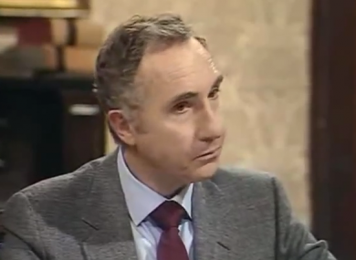 Sir Humphrey, of 'Yes, Minister'