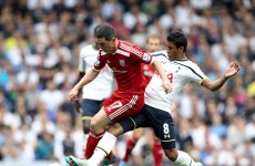 West Brom's Morrison sinks sorry Tottenham