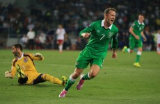 McGeady double seals victory in Ireland's Euro 2016 qualifying opener