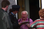 'Prisoner' hilariously pranks elderly Irish couple by pretending to be their son