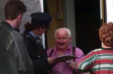 'Prisoner' hilariously pranks elderly Irish couple by pretending to be their son