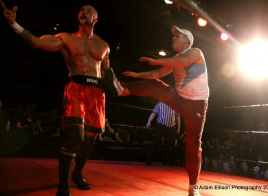 Cabray now competes in Ireland for Over the Top Wrestling among other organisations.