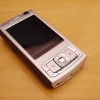 2007: Nokia N95<span class=