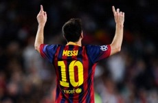 In numbers: Messi's most memorable matches in 10 years at Barcelona
