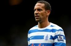 Ferdinand baffled by 'ludricous' suspension