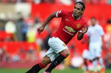 Man United agree permanent €56 million Falcao deal