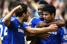 Vieira backs Chelsea to match Arsenal Invincibles