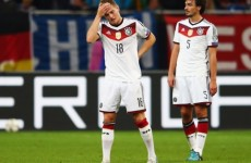No explanation for Germany failure, says Real superstar Kroos