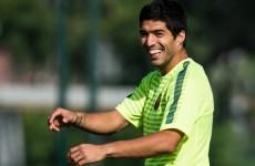 """Suarez says his """"bad"""" days are behind him"""