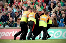 Mayo pitch invading GAA fan hit with ban after All-Ireland semi-final incident