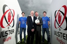 Ulster Rugby to host historic GAA game to raise MND awareness