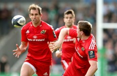 Foley needs Munster to find crucial 5% as Saracens visit Thomond