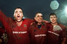 Quinlan, Galwey and Wallace remember Munster's road to Twickenham 15 years on