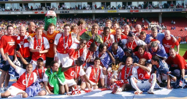 'It was like every jigsaw piece fit perfectly' – Amy Lawrence on the legacy of Arsenal's Invincibles