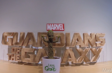 Get ready to add the dancing baby Groot toy to your Christmas wish list