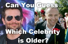 Can You Guess Which Celebrity is Older?