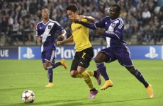 This Shinji Kagawa assist from last night will make your mouth water