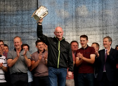 Brian Cody made the comments after Kilkenny's win.