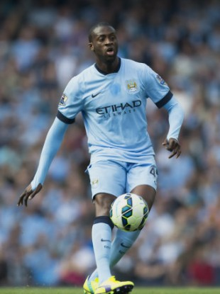 Can Yaya Toure get back to last season's prolific form?
