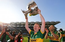 Colm Cooper – 'I didn't kick a ball all year, I wouldn't think I deserve a medal'