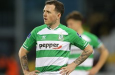 Shamrock Rovers end season with low-key win over Limerick