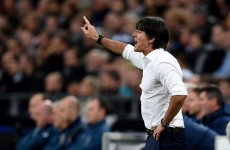 Irish benefited from naive Germans – Löw