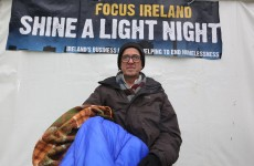 'On my way home I saw 7 people sleeping rough – I'm lucky'