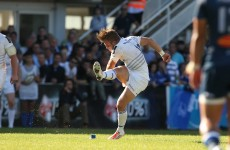 Madigan kicks 21 points to help Leinster overcome stubborn Castres