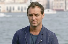 Jude Law is having a baby with a 23-year-old from Tipperary… The Dredge