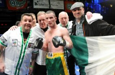John Joe Nevin makes boxing return six months after attack