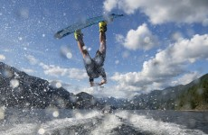 Wakeboarding – Is that the new thing?