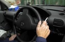 Ireland is one step closer to a ban on smoking near children in cars
