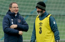 'I don't see why Roy can't manage Ireland' – Martin O'Neill