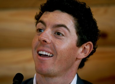 McIlroy is focusing on his upcoming legal case against his former management company
