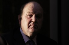 Michael Noonan doesn't know of any plan to sack the Irish Water board