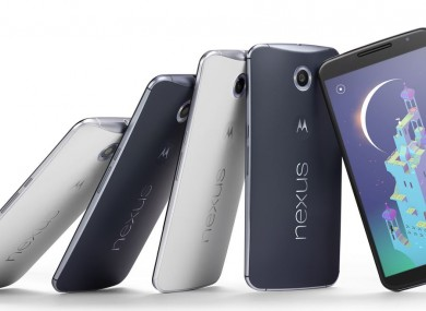 The Nexus 6