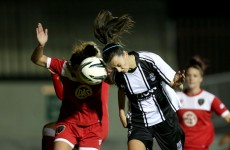 Raheny United suffer Champions League defeat