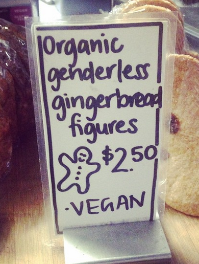 Australia has surpassed Ireland's politically correct gingerbread