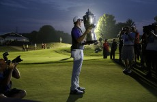 No surprise – Rory McIlroy is the PGA Tour Player of the Year