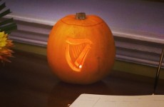 Someone in the Aras has insane pumpkin-carving skills