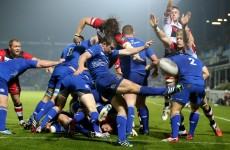 As it happened: Leinster vs Edinburgh, Guinness Pro12