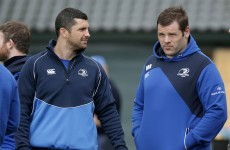 Ross, Kearney and Fitzgerald all 'pencilled in' for Leinster trip to Castres