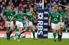 What ever happened to the Ronan O'Gara-esque spiral kick?